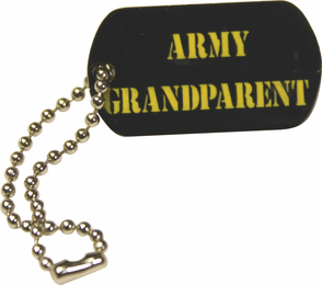 Army Grandparent 1 Inch Lapel Pin