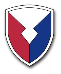Army Material Command Patch Vinyl Transfer Decal