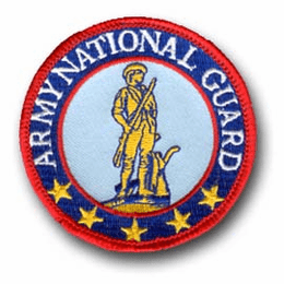 ARMY NATIONAL GUARD 3