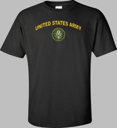 Army Seal United States Army Shirt