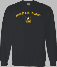 Army Star Logo United States Army Shirt