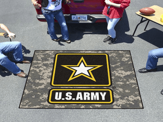 """Army Tailgater Rug (60""""x72"""")"""