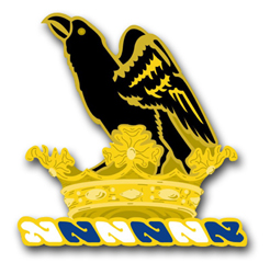 Army Washington State Area Command (L) Vinyl Transfer Decal