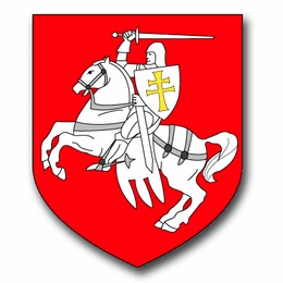 Belarus Coats Of Arms Decal