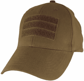 Blank Coyote brown Operator Cap