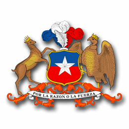 Chile Coats Of Arms Decal
