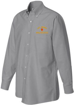 Custom Embroidered U.S. Army Oxford Shirt
