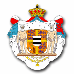 Denmark Coats Of Arms Decal