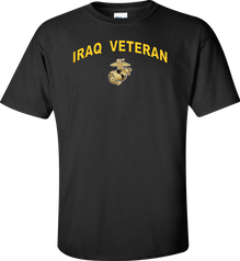 Eagle, Globe & Anchor Iraq Veteran Shirt