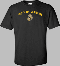 Eagle, Globe & Anchor Vietnam Veteran Shirt
