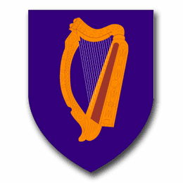 Ireland Coats Of Arms Decal