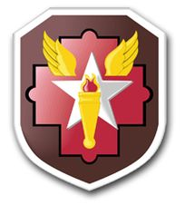 Joint Military Command Patch Vinyl Transfer Decal