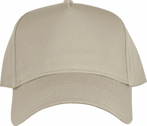 High Profile Cotton Twill Ball Cap