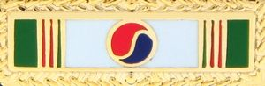 Korea Presidential Unit Citation Lapel Hat Pin