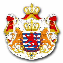 Luxembourg Coats Of Arms Decal