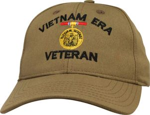 Made in the USA Vietnam Era Veteran Ball Cap
