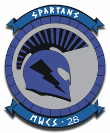 Marine Wing Communications Squadron 28 Sticker Decal