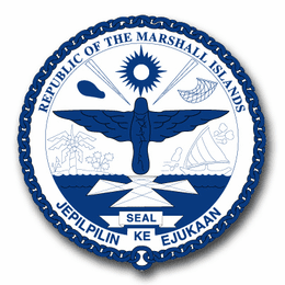 Marshall Islands Coats Of Arms Decal
