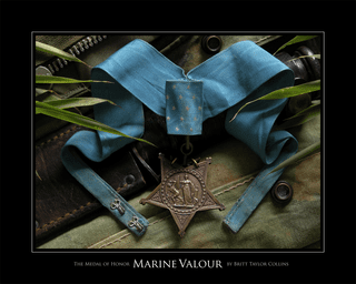 Medal of Honor - Marine Valour - Giclee Print