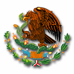 Mexico Coats Of Arms Decal