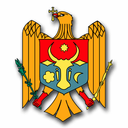 Moldova Coats Of Arms Decal