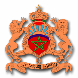 Morocco Coats Of Arms Decal