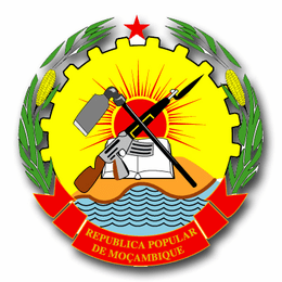 Mozambique Coats Of Arms Decal