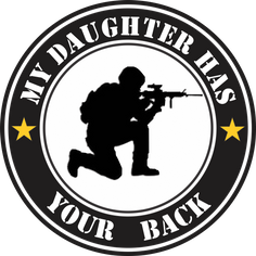 My Daughter Has Your Back