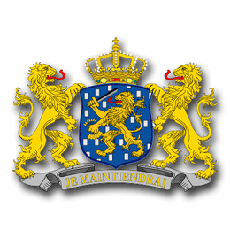 Netherlands Coats Of Arms Decal