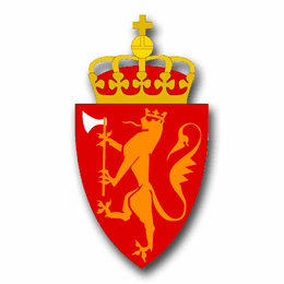 Norway Coats Of Arms Decal