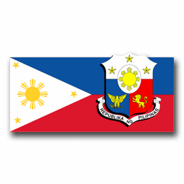 Philippines Coats Of Arms Decal