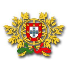 Portugal Coats Of Arms Decal