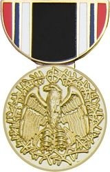 Prisoner of War Medal Hat Pin