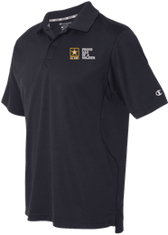 Proud Dad of a Soldier U.S. Army Moisture Wicking Polo