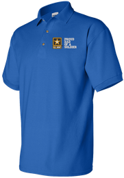 Proud Dad of a Soldier U.S. Army Polo