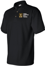 Proud Daughter of a Soldier U.S. Army Polo