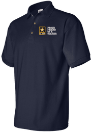 Proud Friend of a Soldier U.S. Army Polo