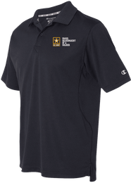 Proud GrandParent of a Soldier U.S. Army Moisture Wicking Polo