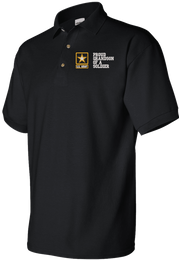 Proud Grandson of a Soldier U.S. Army Polo