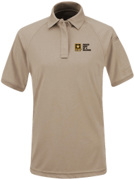 Proud Mom of a Soldier U.S. Army Propper Womens Snag Free Polo