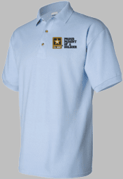 Proud Parent of a Soldier U.S. Army Polo
