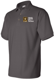Proud Sister of a Soldier U.S. Army Polo