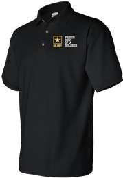 Proud Son of a Soldier U.S. Army Polo