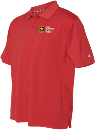 Proud Supporter of a Soldier U.S. Army Moisture Wicking Polo