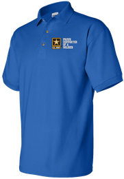 Proud Supporter of a Soldier U.S. Army Polo
