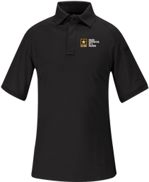 Proud Supporter of a Soldier U.S. Army Propper Snag Free Polo