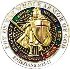 Put on the Whole Armor of God 1