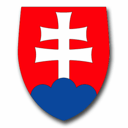 Slovakia Coats Of Arms Decal