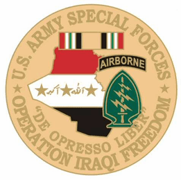 Special Forces 1 1/8