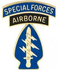 Special Forces Airborne 1 1/8